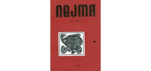 couverture du n3 de la revue littéraire NEJMA tanger