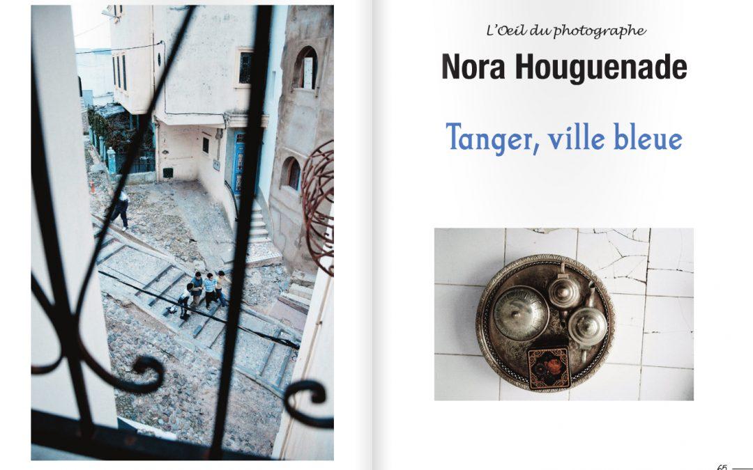 Article Tanger vu par Nora H.