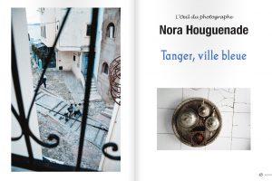 Interview de Nora H. sur la série Tanger dans Urbain Magasine n14