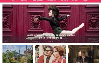 Danse urbaine à Paris : les superbes photos de Nora Houguenade